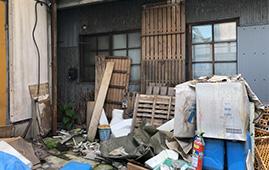 廃棄処分品  上記以外の再販、再資源化できないもの