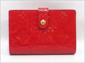 LOUIS VUITTON/ポルトフォイユ・ヴィエノワ ガマ口財布 M90182/Aランク