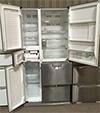 6枚ドア冷蔵庫400~599L